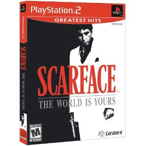 Scarface The World Is Yours PS2