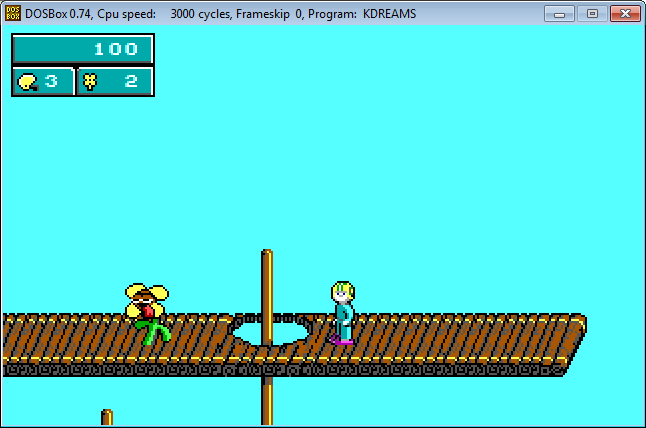 Commander Keen Dreams